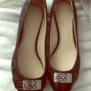 Coach Black Shoes size 8 ❤️